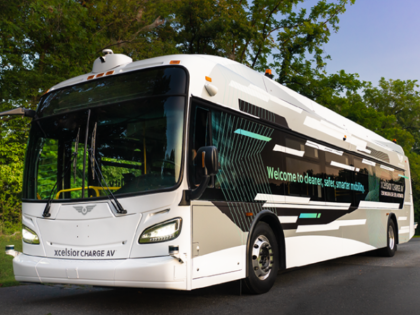 NFI and Robotic Research sign agreement to bring Automated Driving Systems to North American Transit Agencies
